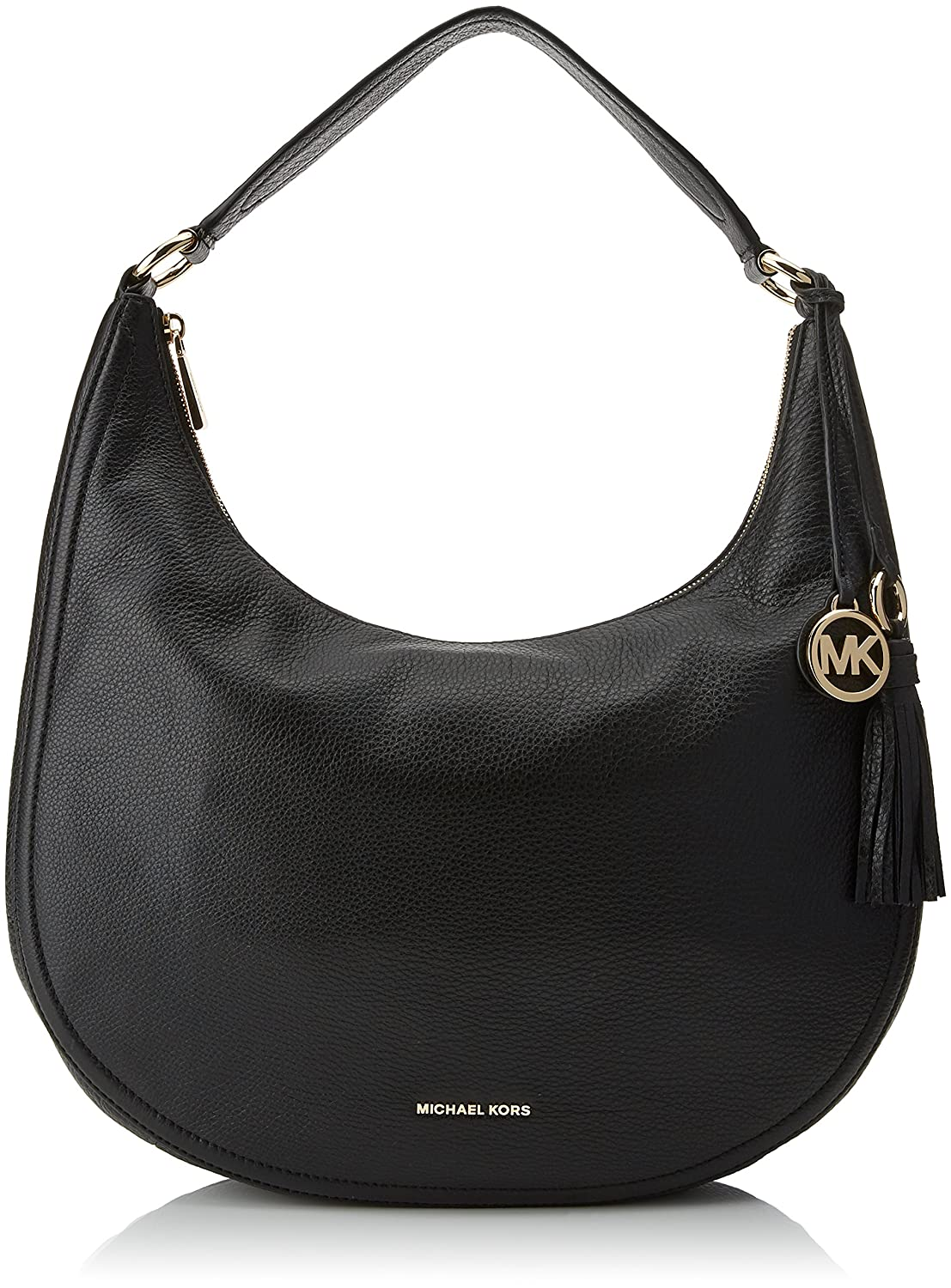 bce6eb6ad99b Amazon.com: Michael Kors Womens Lydia Shoulder Bag Black  (Black)_30F7GL0L3L: Michael Kors: Shoes