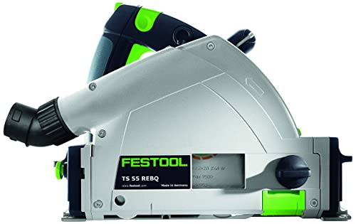 Festool 575387 Plunge Cut Track Saw Ts 55 Req-F-Plus USA