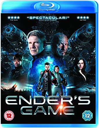 Enders Game (2013) 720p HEVC BluRay x265 ESubs [Dual Audio] [Hindi or English] [450MB]