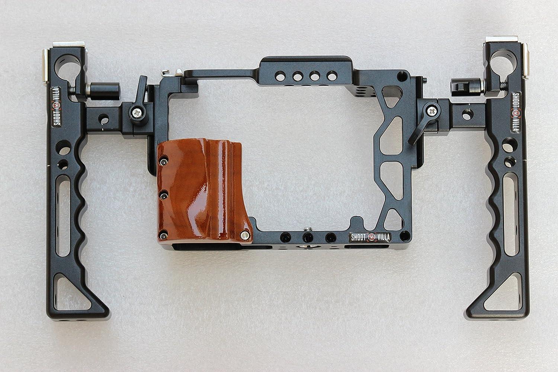 Sony A7ii A7RII A7SII cámara Jaula con Dos Asas para Trabajo de ...