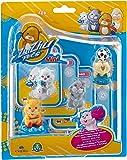 Giochi Preziosi 70018241  Zhu Zhu pets - Figuritas de hámsters (4 unidades) [Importado de Alemania]