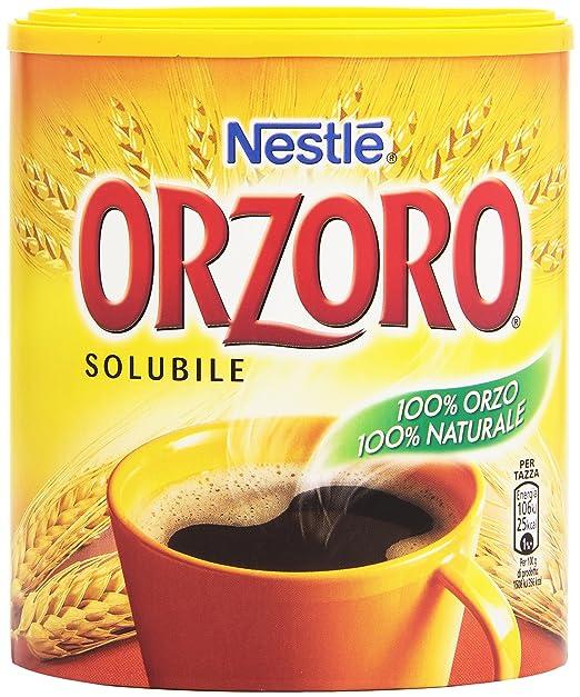 19 opinioni per Nestlé Orzoro Orzo Solubile, 120g
