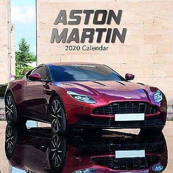 2020 Wandkalender Aston Martin Kalender 30 X 30 Zentimeter Monatsansicht Auf Englisch 16 Monat Auto Theme Mit Luxus Race Cars Enthält 180 Anzeigen Aufkleber Amazon De Bürobedarf Schreibwaren