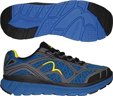 More Mile - Zapatillas de Running para Hombre Azul Azul, Color ...
