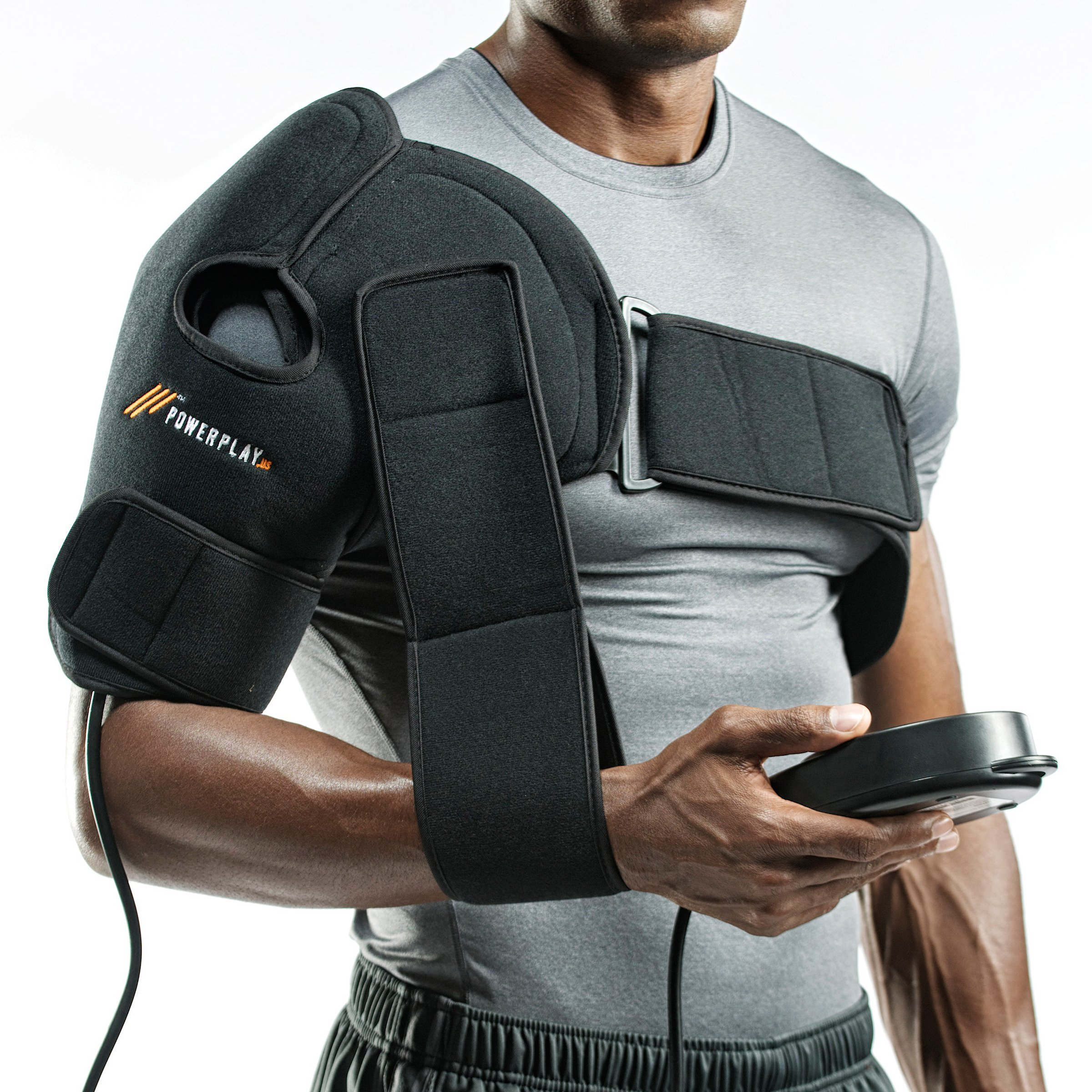 PowerPlay Cold & Compression Cold Therapy Shoulder Orthosis by PowerPlay Cold & Compression