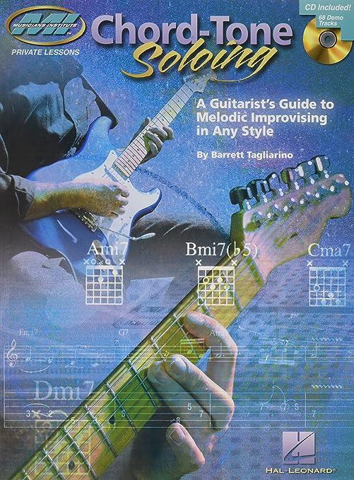 Barrett Día liarino: Chord de Tone Soloing. Para Guitarra