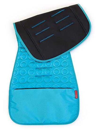 Skip Hop 400503 - Funda de asiento para cochecito de bebé, color azul