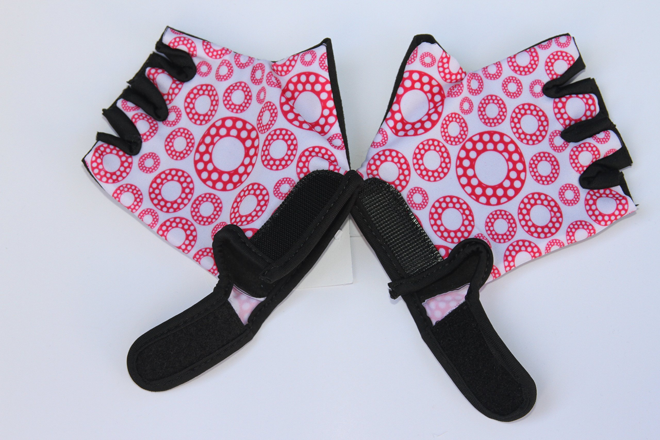 HANG Monkey Bars Gloves (Kids 5 and 6) with Grip Control by HANG (Image #2)