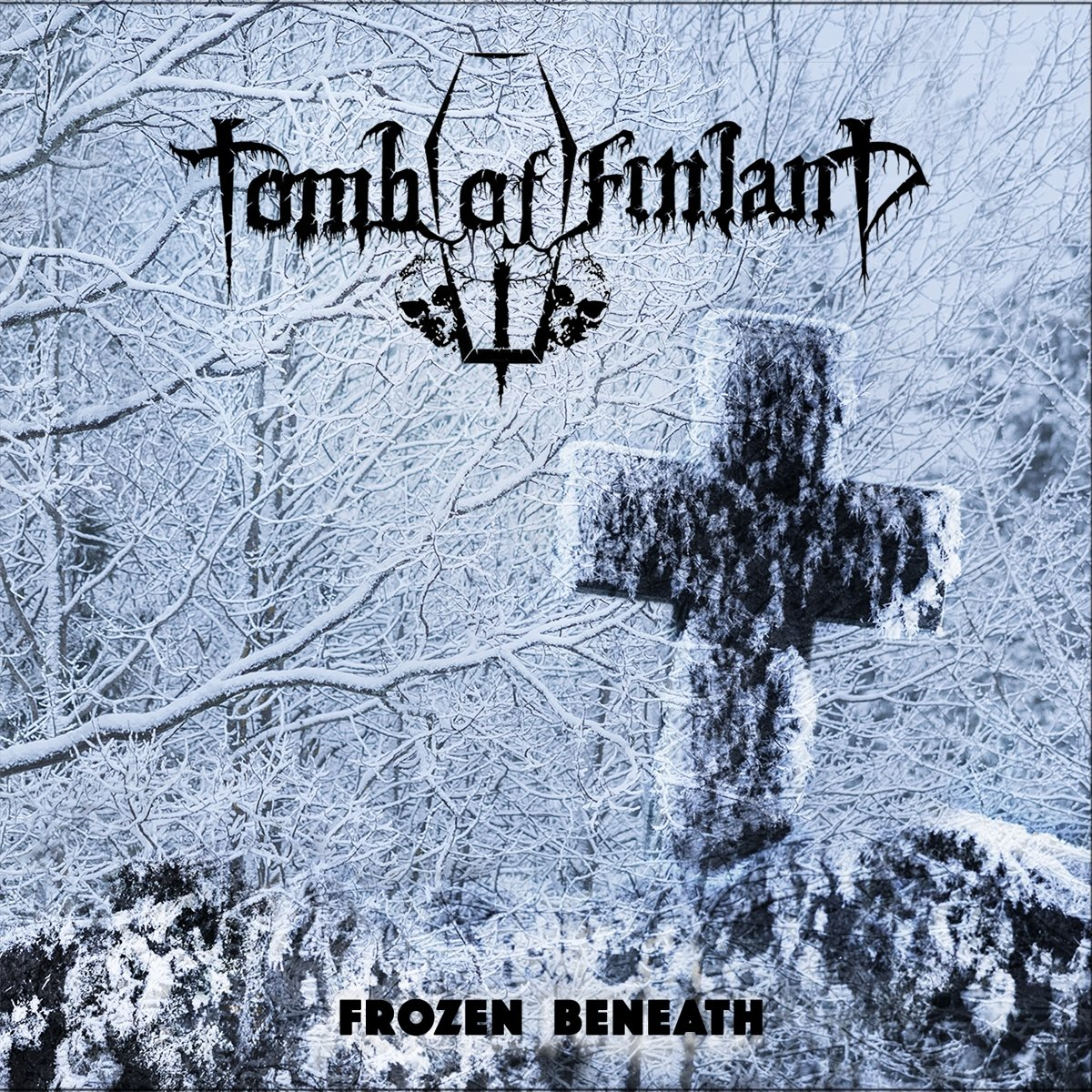 Vinilo : Tomb of Finland - Frozen Beneath (LP Vinyl)