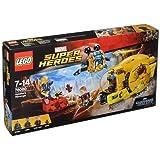 LEGO Ayesha's Revenge Play set