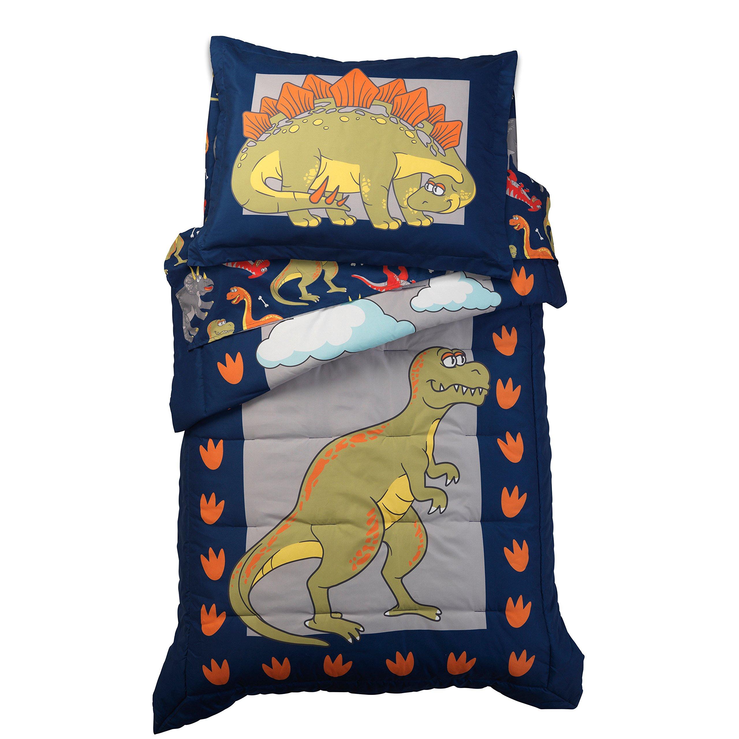 KidKraft Dinosaur Toddler Bedding