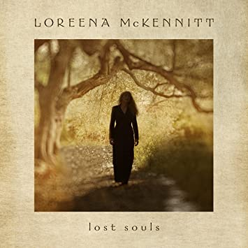המלצה על אלבום: (2018) Loreena Mckennitt - Lost Souls
