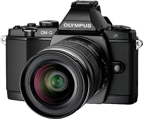 Olympus OM-D E-M5 - Cámara Evil de 16.1 MP (Pantalla táctil ...