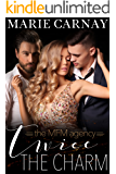 Twice the Charm: A Menage Romance (The MFM Dating Agency Book 2)