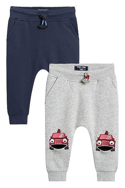 next Niños Pack De Dos Pantalones De Chándal Ajustados con ...