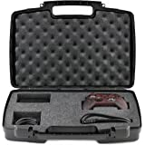 Life Made Better Storage Organizer - Compatible with Elgato Game Capture HD60 S for PS4, Xbox One and Wii U - Durable Carrying Case - Black