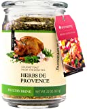 Aromasong Natural Flavored Turkey Brine From the Dead Sea 22oz, Flavor (Herbs De Provence)