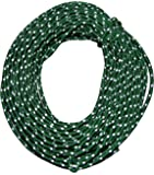 Nite Ize RR-04-50 Reflective Nylon Cord, Woven for High Strength, 50 Feet, Green