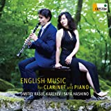 クラリネットとピアノのためのイギリス音楽集