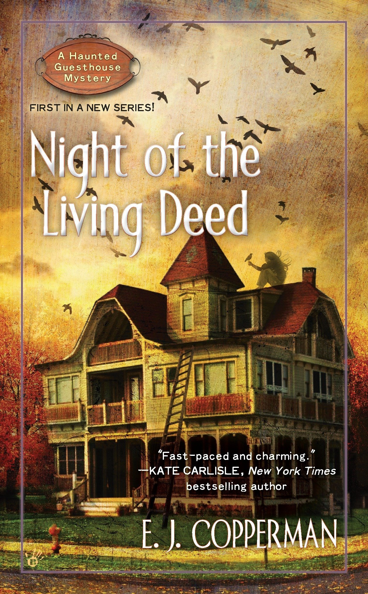Night of the Living Deed (A Haunted Guesthouse Mystery) pdf epub