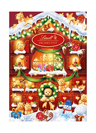 lindt chocolate advent calendar images galleries with a bite. Black Bedroom Furniture Sets. Home Design Ideas