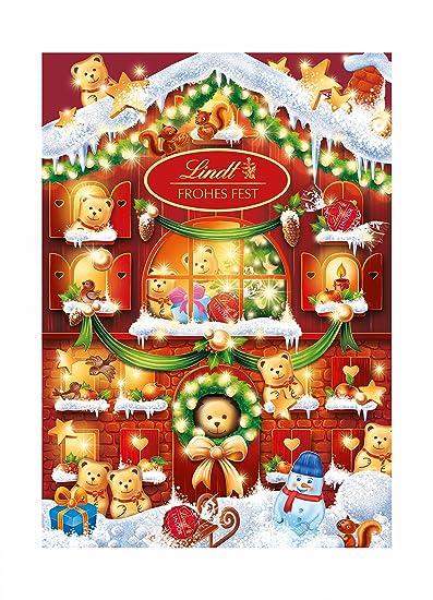 Lindt Teddy Calendario Dellavvento 345g Amazonit Alimentari E