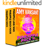 Pineapple Pack II: Pineapple Port Mystery Series Books 4-6