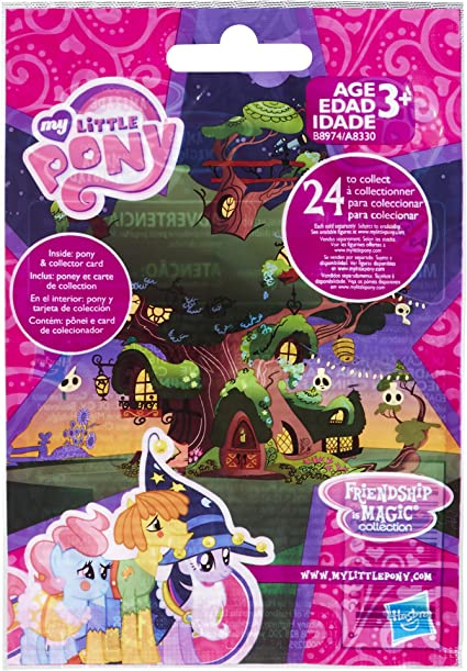 My Little Pony Friendship is Magic Collection Mystery Bag 4