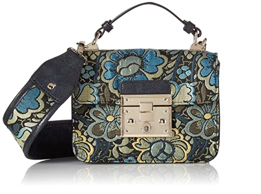 44985186e6 Steve Madden Lara, blue: Handbags: Amazon.com