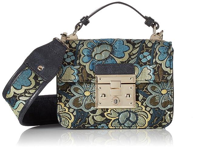 f9950dabae5 Steve Madden Blara Cross Body Bag, Blue, One Size: Amazon.ca ...