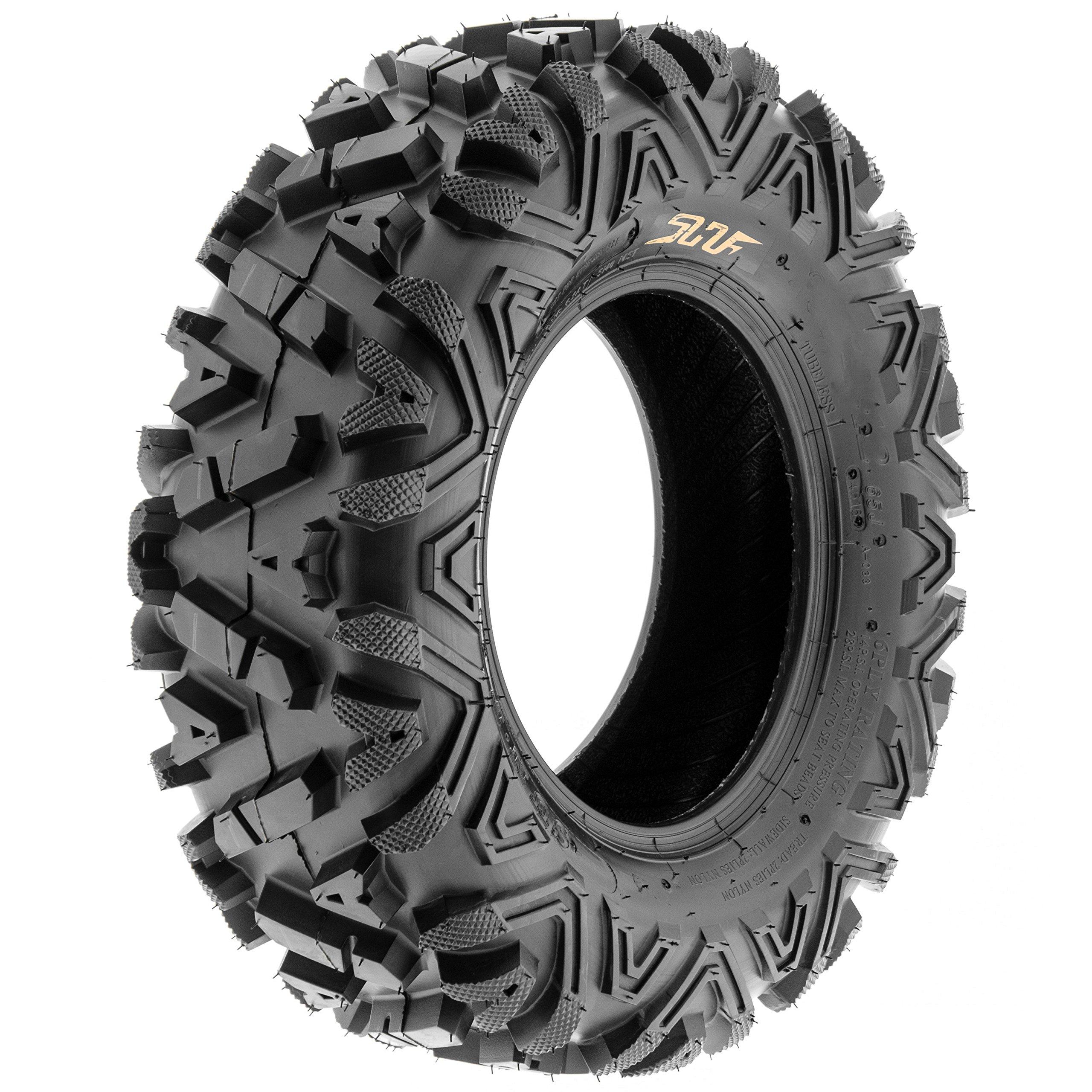 Sun.F A033 ATV Tires (28x9-12)