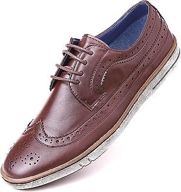 Mio Marino Mens Casual Dress Shoes