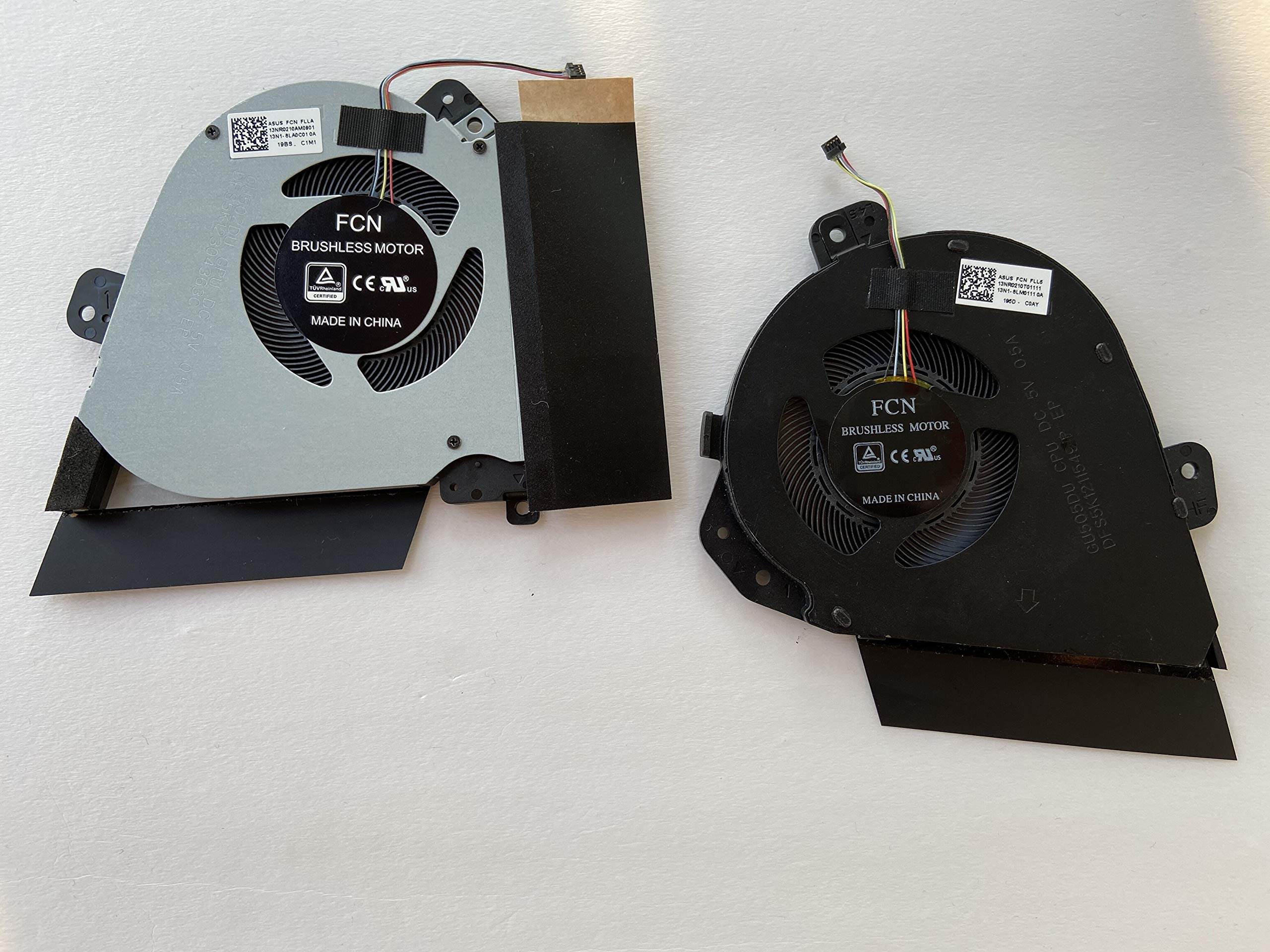 Ventilador CPU GPU Asus Rog GA502DU GX505 GX505D GX505DW GX505DV