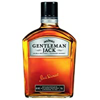 Jack Daniel's Gentleman Jack Tennessee Whiskey, 70 cl