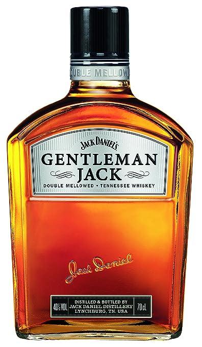Jack Daniel\'s Gentleman Jack Tennessee Whiskey, 70 cl: Amazon.co.uk ...