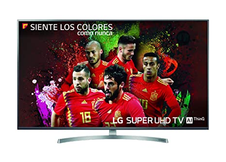 LG 65SK8100PLA - Smart TV de 65 quot  LED Super UHD 4K (anocell,  Inteligencia 092ac0d68d1d