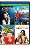 Coal Miner's Daughter/Smokey and the Bandit/The Best Little Whorehouse in Texas/Fried Green Tomatoes Four Feature Films