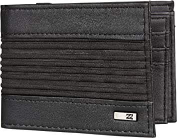 BILLABONG - CARTERA BILLETERA EVOLUTION WALLET // BLACK ...