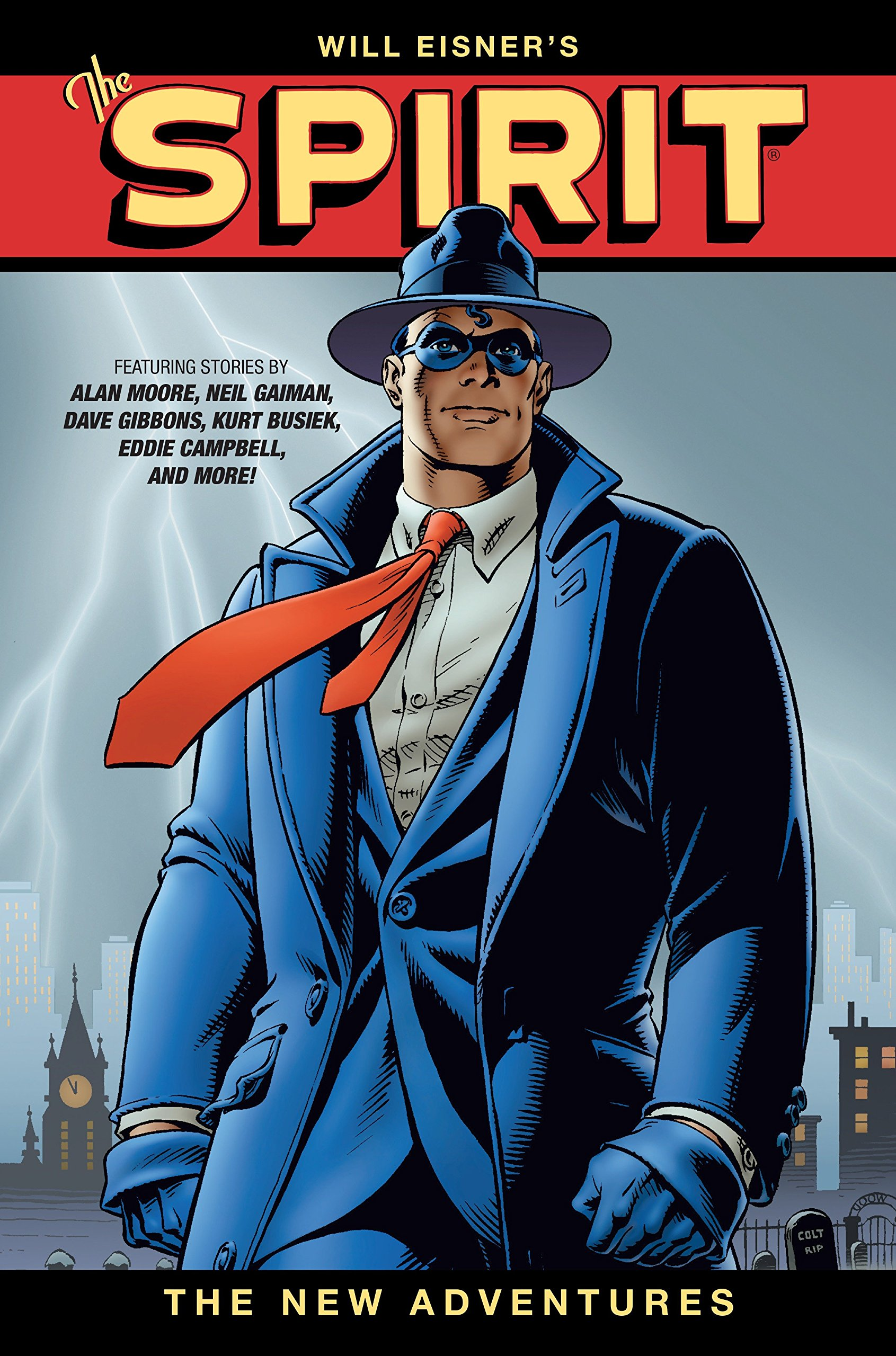 Will Eisner's The Spirit: The New Adventures HC (Second Edition) by Dark Horse Books