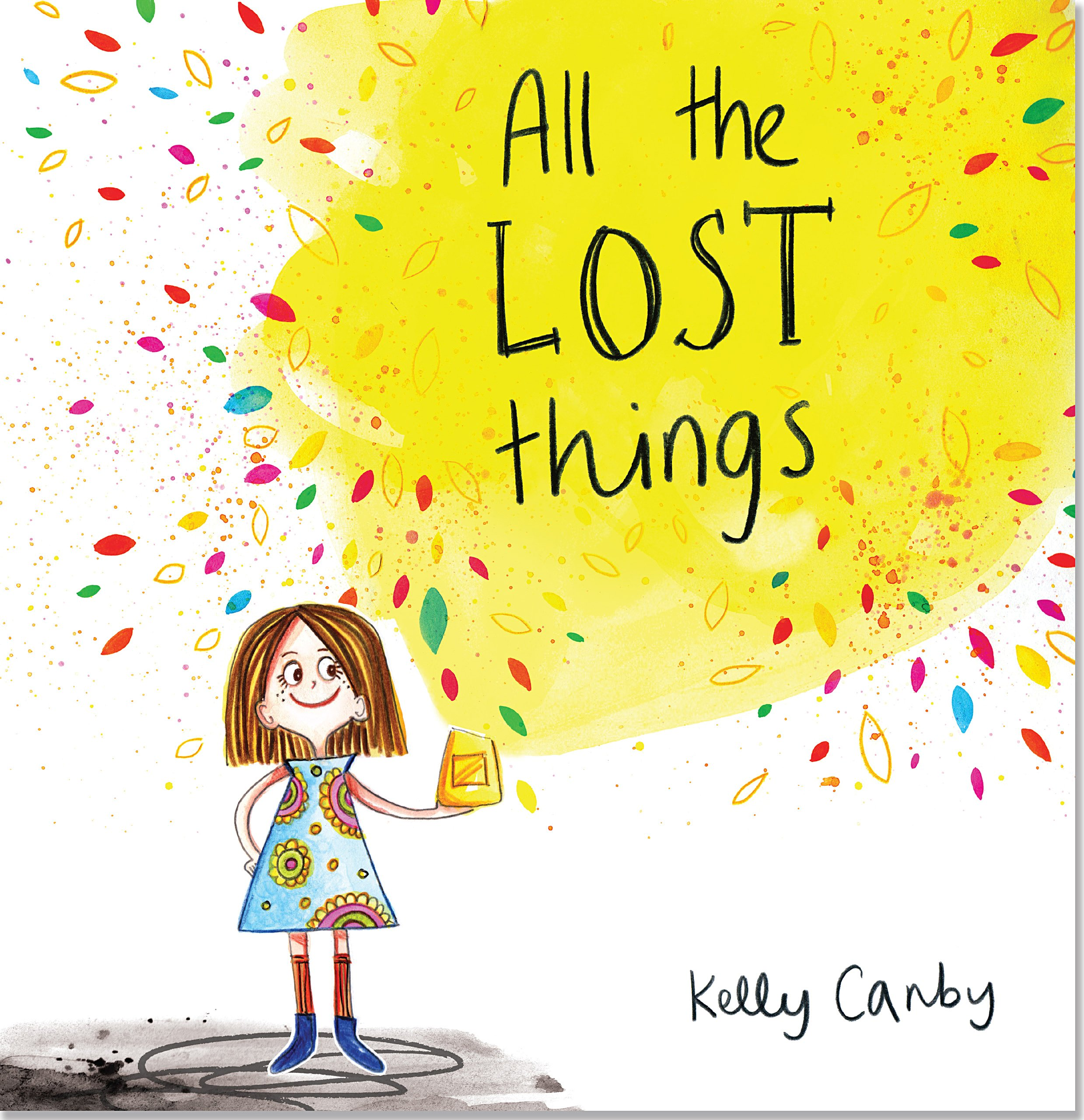 All the lost things kelly canby 9781441318046 amazon books fandeluxe Gallery