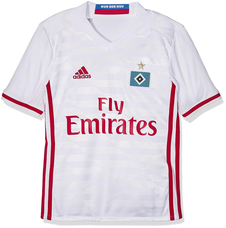 Adidas Kinder Hamburger SV Replica Trikot
