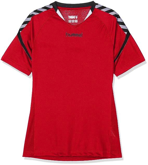 Maillot para Hombre Core Short Sleeve Poly Jersey hummel