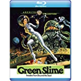 The Green Slime [Blu-ray]