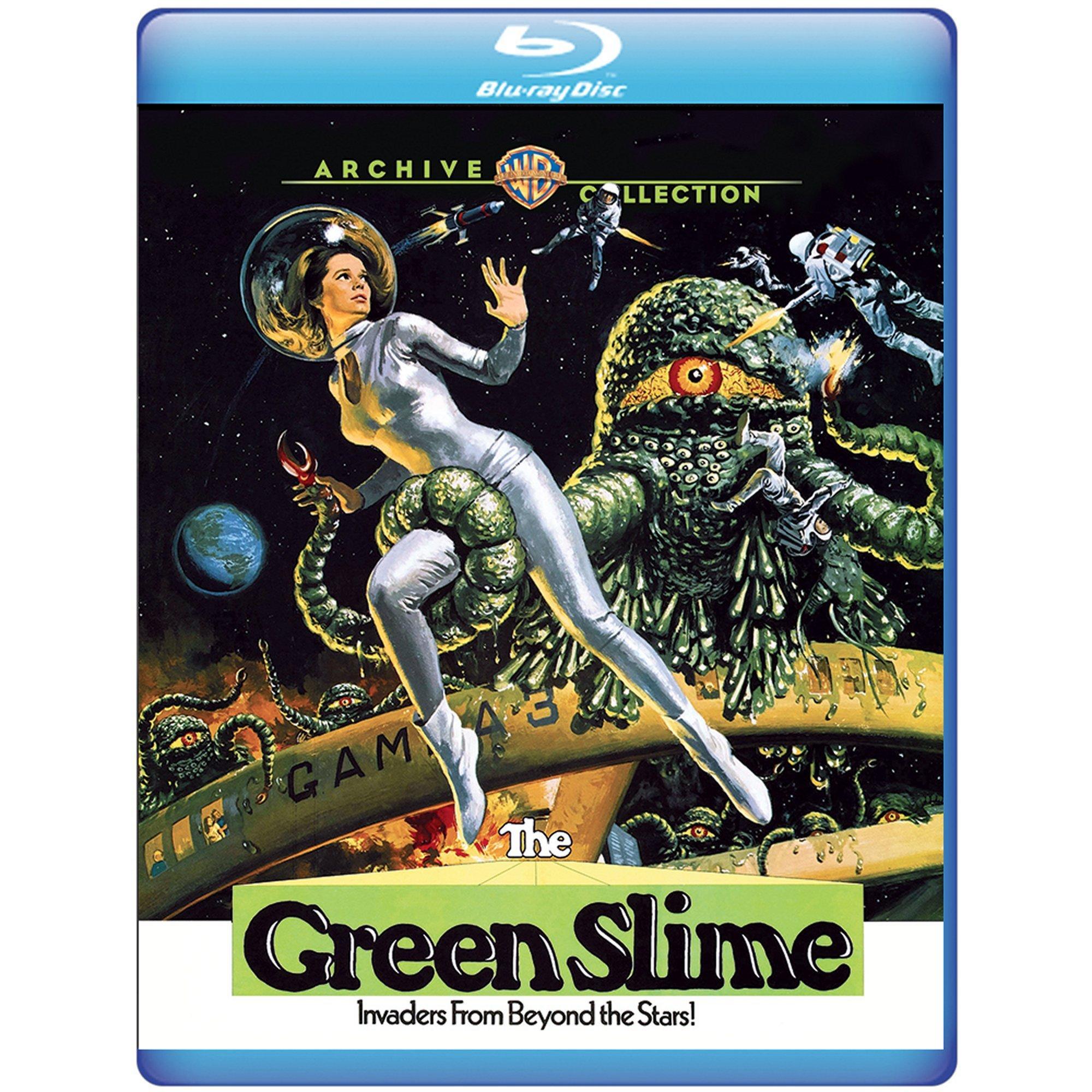 The Green Slime [Blu-ray]