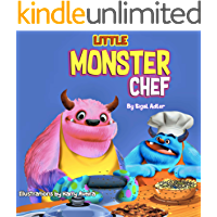 """"""" Little Monster Chef """": Every Child is Talented (Bedtime story (picture books) Kids books: Ages 3 5 Book 6)"""