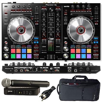 Pioneer Pro DJ DDJ-SR DJ Controller DJ Controllers & Interfaces Musical Instruments, Stage & Studio