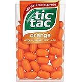 Tic Tac Mints, Orange Singles, 1 oz