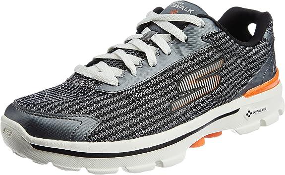 Go Walk 3 Fitknit Lace-Up Walking Shoe