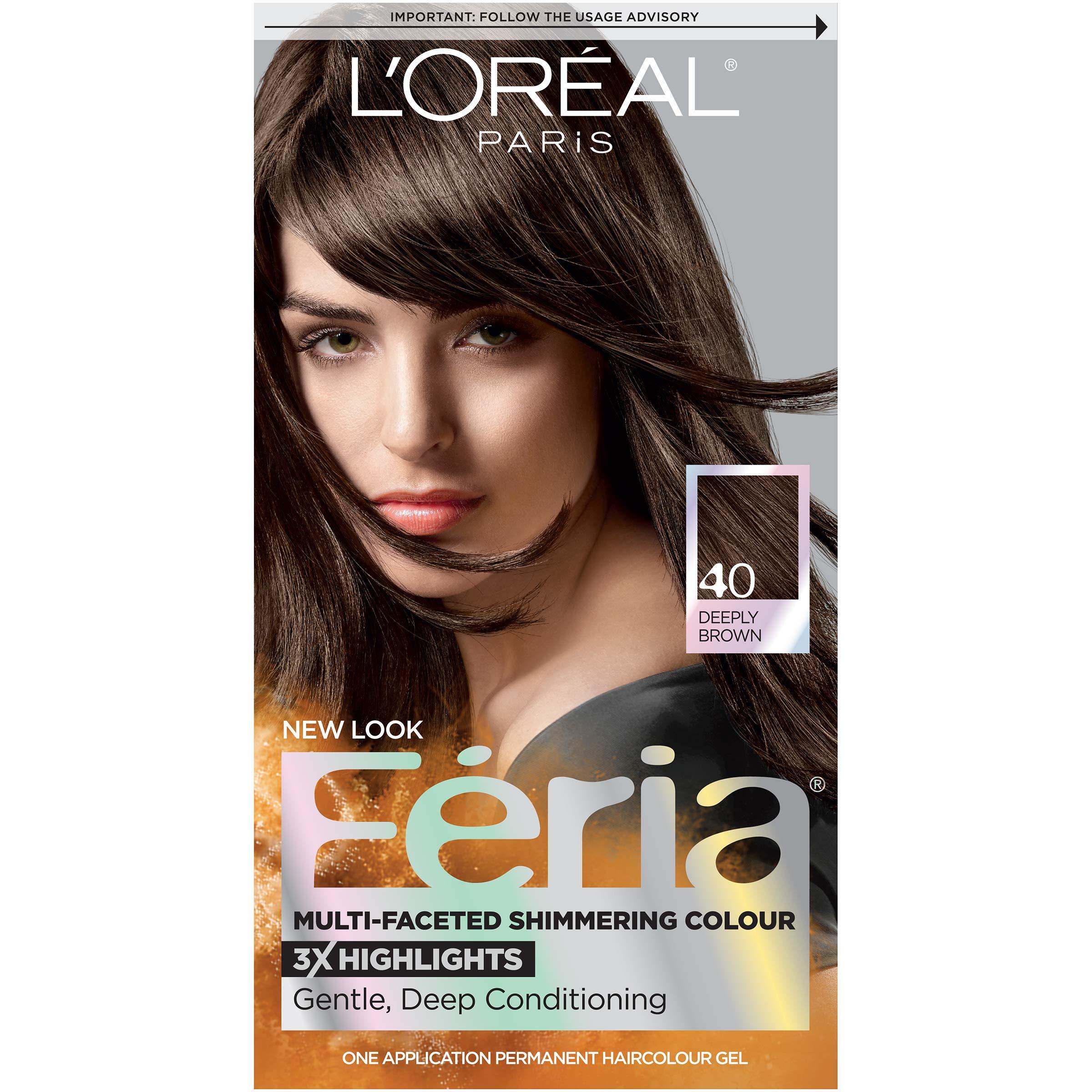 Amazon Loral Paris Feria Permanent Hair Color 45 French
