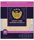 Siete Almond Flour Amazing Grain Free Tortillas, 7 oz